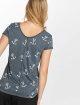 Urban Surface t-shirt Anchor blauw 2