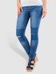 Vero Moda Skinny Jeans vmFive blau 0