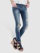 Vero Moda Skinny Jeans vmSeven blau 0