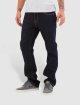 Volcom Straight fit jeans Kinkade blauw 0