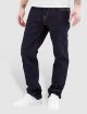 Volcom Straight fit jeans Solver blauw 0