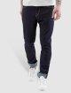 Volcom Straight fit jeans 2x4 Denim blauw 0