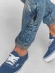 VSCT Clubwear Antifit Liam Biker blau 2
