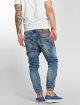 VSCT Clubwear Antifit Liam Biker blau 4