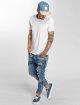 VSCT Clubwear Antifit Liam Biker blau 5