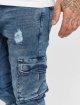 VSCT Clubwear Jean carotte antifit Knox Cargo Adjust Hem bleu 1