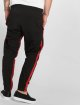 VSCT Clubwear Joggebukser Lowcrotch svart 4