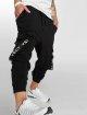VSCT Clubwear Jogginghose Logo Tape schwarz 0