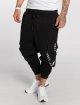 VSCT Clubwear Jogginghose Logo Tape schwarz 3