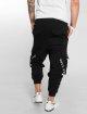 VSCT Clubwear Jogginghose Logo Tape schwarz 4