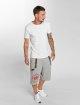 Yakuza Shorts Urban Sweat grau 2
