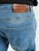 2Y dżinsy przylegające Yasin niebieski