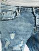 2Y dżinsy przylegające Umay niebieski