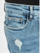2Y dżinsy przylegające Dave niebieski