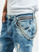 2Y Slim Fit Jeans Demir blauw
