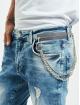 2Y Slim Fit Jeans Demir modrá