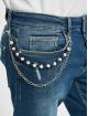 2Y Slim Fit Jeans Cody modrá