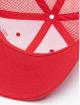 Flexfit Trucker Caps Retro rød 2