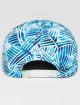 Just Rhyse Snapback Cap Alcata blau 1