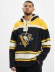 47 Brand Hoody Pittsburgh Penguins Lacer schwarz