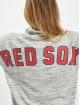 47 Brand Pullover MLB Red Sox Represent Haze grau
