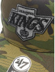 47 Brand Snapback Cap NHL Los Angeles Kings Grove MVP DT camouflage
