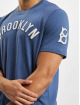 47 Brand T-Shirt Brooklyn Dodgers Heritage Fieldhouse blau