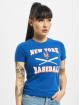 47 Brand T-Shirt MLB Mets Batter Up Super Rival blau