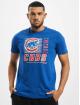 47 Brand T-Shirt MLB Cubs Hot Streak Super Rival blau