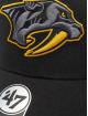 '47 Snapback Cap NHL Nashville Predators '47 schwarz
