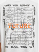 Aarhon Camiseta Future blanco
