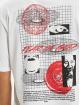 Aarhon Camiseta Fear blanco