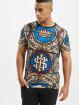 Aarhon Camiseta Glass colorido