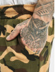Aarhon Pantalon cargo Camo camouflage