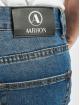 Aarhon Skinny Jeans Destroyed blue