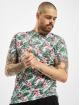 Aarhon T-shirt Floral bianco