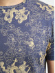 Aarhon T-shirt Allover blu