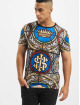 Aarhon T-Shirt Glass multicolore
