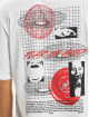 Aarhon T-shirt Fear vit
