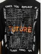 Aarhon t-shirt Future zwart