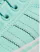 adidas originals Сникеры Nizza W зеленый 7