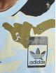 adidas Originals Футболка Camo AOP синий