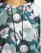 adidas originals Bluzy z kapturem Cropped kolorowy 3