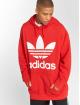 adidas originals Hoody Tref Over Hood rot 2