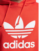 adidas Originals Hoody Trefoil rot