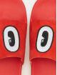adidas Originals Japonki Adilette czerwony