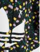 adidas Originals Mikiny All Over Print Crop pestrá