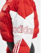 adidas Originals Puffer Jacket Cropped red