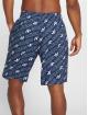 adidas originals Shorts Monogram blau 1