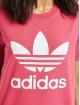adidas Originals T-skjorter Trefoil lyserosa